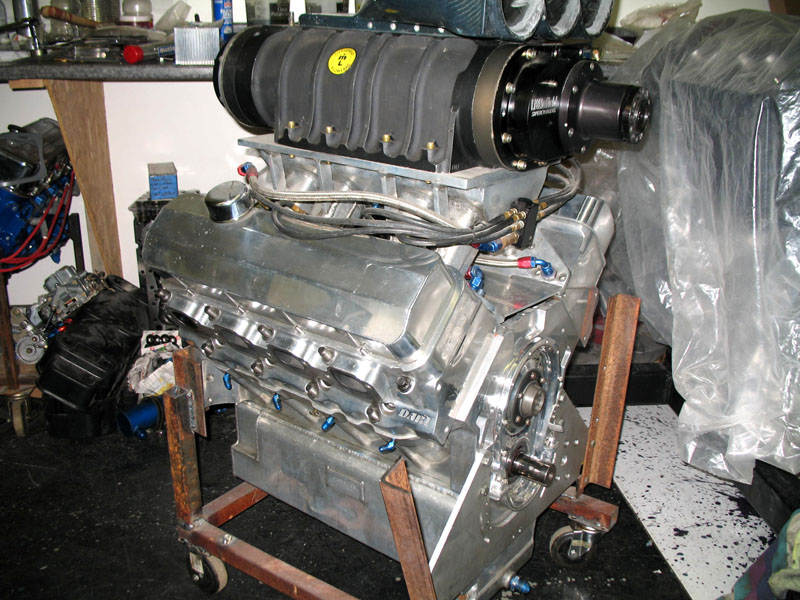 Phoenix Boats For Sale >> Polished Rodeck Big Chief blower engine